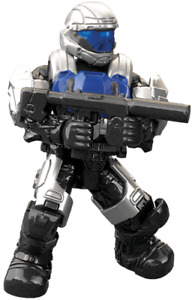 MEGA Construx Halo Maverick ODST Silver SEALED MIB BLIND BAG BLOKS CNC84