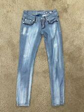 Miss Me Sunny Skinny Denim women jeans size 25