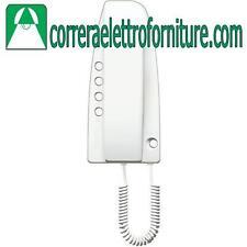 Citofono con pulsante serratura BTICINO SPRINT 334202