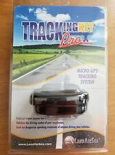 LAND AIR SEA TRACKING KEY PRO GPS DATA LOGGER TRACKING DEVICE CAR AUTO BOAT