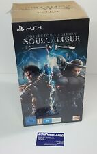 Collector's Edition Soul Calibur VI, Playstation 4, Nuevo a estrenar. PAL-EUR