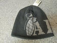 US ARMY Watch Cap Ski Cap Toboggen Beanie GRAY