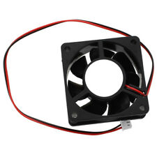 60mm x 25mm PC CPU Cooling Fan 24V 2 Pin Case Cooler 0.15A 6025 Y7N5