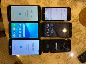Smartphone - Sony, Samsung, LG, iPhone - lot for parts