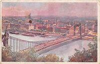B35764 Budapest Elisabeth bridge   hungary