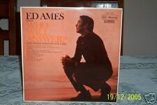 "ED AMES WHO WILL ANSWER? - LP RECORD VINYL 12"" 33/3"