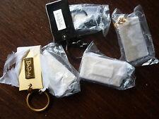 2 x Anhänger - Betty Barcley - Gold - Schwarz Silber - Taschen Schlüsselanhänger