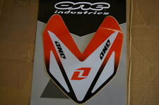 ONE IND FRONT FENDER GRAPHICS  KTM  SX  SXF 2007 2009  AND MXC EXC 2008-2010 462