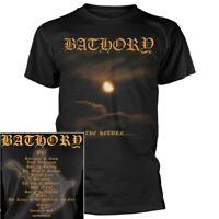 Bathory The Return Shirt S-3XL Black Metal Official T-Shirt Tshirt New