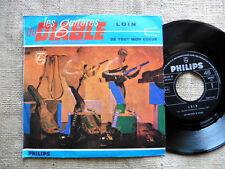 Les Guitares Du Diable – Loin / De Tout Mon Coeur  – - Vinyl, 45 giri