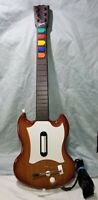 Guitar Hero Wood Grain Gibson Red Octane Special Edition PS2 Playstation 2