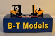 BT Models L16 Twin Pack Forklift Trucks British Rail 00 Gauge 1:76 Scale