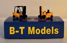 B-T Models L16 Twin Pack Forklift Trucks British Rail 00 Gauge 1:76 Scale