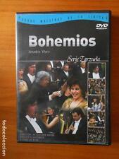 DVD BOHEMIOS - AMADEO VIVES - OBRAS MAESTRAS DE LA LIRICA (B4)