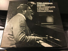 Thelonious Monk - The Complete London Collection (3 CD German Box, Black Lion)