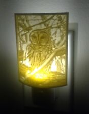 Owl Night Light - Wise Owl Will Guide You Through The Night Watch