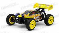 1/16 2.4Ghz Exceed RC Blaze EP Electric RTR BRUSHED Off Road Buggy FIRE YELLOW