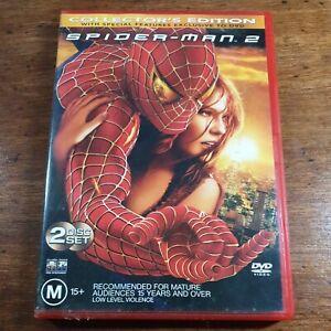 Spider-Man 2 DVD R4 LIKE NEW FREE POST