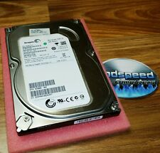 Dell Dimension E520 Tower - 500GB SATA Hard Drive - Windows XP Pro 64 Bit