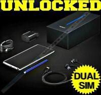 Samsung Galaxy Note 10+ Plus N975F/DS 256GB AURA GLOW (FACTORY UNLOCKED) ❖O/B❖