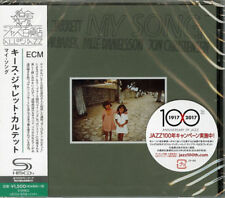 KEITH JARRETT QUARTET-MY SONG-JAPAN SHM-CD C94