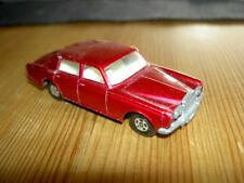 Matchbox series nº 24 Rolls Royce Silver Shadow made in England by Lesney