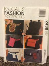 Mccalls Fashion Accessories #2438