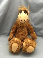 Vintage 1986 Alf Plush Toy Coleco Alien Productions Animal {Ag}