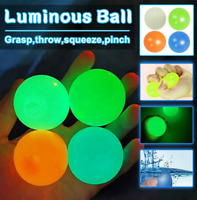 New 8Pcs Crayola Globbles Tiktok Colors Balls Glow Toy Ball FREE SHIP / 4.5CM