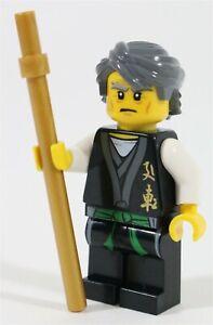 LEGO NINJAGO SENSEI GARMADON MINIFIGURE MADE OF GENUINE LEGO PARTS