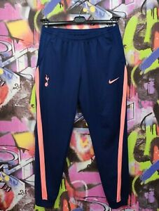 Tottenham Hotspur FC Football Soccer Training Pants Sweatpants Nike Mens size L