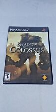Shadow of the Colossus Black Label (Sony PlayStation 2) Complete in Box
