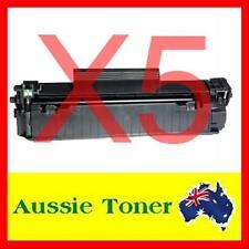 5x TONER CF283A 83A HP LaserJet PRO M201 M225 MFP M125 M127fn M127 M125nw