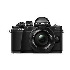 Camara digital Olympus E-m10 Mark II