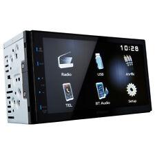 KENWOOD Doppel-DIN DMX-110BT Autoradio Moniceiver MP3/USB/WAV - 4x50W
