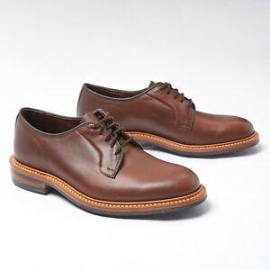 Tricker's - Robert Derby - 2298 - Horween Brown CXL, Men's Size 9UK - Made in UK