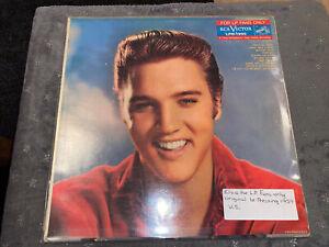 Elvis Presley Rare For Lp Fans Only Original 1st Press Usa 1959