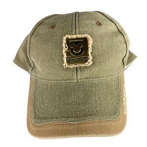 Walt Disney World Parks WDW Green Khaki Brown Baseball Hat Cap