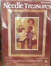 """Needle Treasures Stitchery Kit """"Sunlight Soap""""  Johnson Creative Arts #00569"""