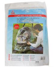 Protector Lluvia para Carro Bebe Capo Impermeable Transpirable de Coche Infantil