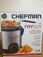 Chefman Fry Guy 4.2 Cup Deep Fryer