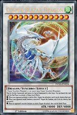 x1 Cosmic Blazar Dragon - DUSA-EN034 - Ultra Rare - 1st Edition Yu-Gi-Oh! M/NM