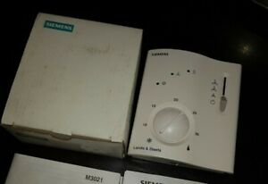 Thermostat RCC20 SIEMENS landis staela neuf