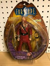 "Toy Vault Farscape Series 1 Action Figure La D'argo Luxan Warrior 8"" Vtg 2000"