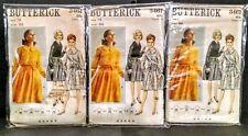 New ListingVintage Butterick #3461 Sewing Patterns/ Uncut/ One Piece Dress