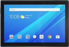 "Lenovo Tab4 10 - 10.1"" Tablet 32GB Slate Black"