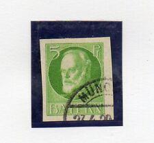 Baviera Monarquias Valor del año 1914-20 (CJ-349)