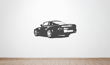 PORSCHE 959 Grande Wall Art Decalcomania / Adesivo. (RETRO, Sportivo, Supercar)