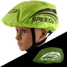 Waterproof Bicycle Riding Helmet Rain Cover Reflective Bike Rain Cover U1D2