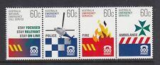 Australia 2010 Emergency Services Stamp Set (3325)